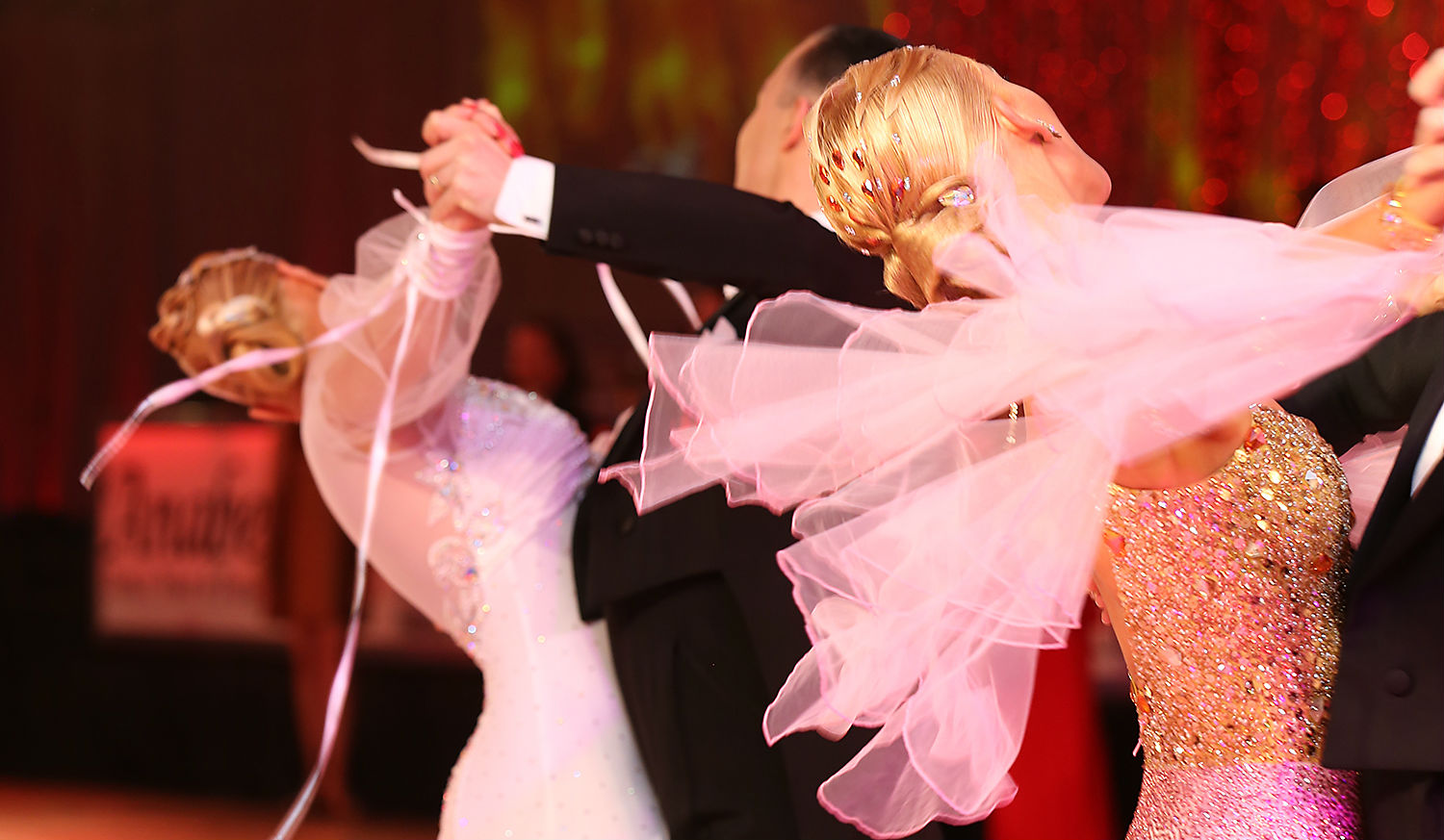 Private Lessons for Ballroom and Wedding Dancers